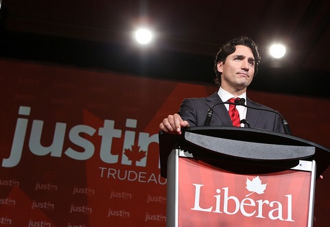Liberal Party of Canada – Justin Trudeau